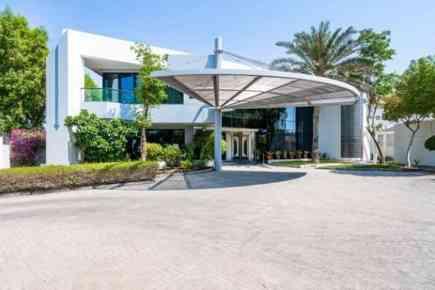 The National - Inside a Dh28m 'modernist' Jumeirah villa