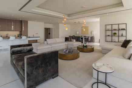 Property Tour: Five-Bedroom Penthouse at Serenia Residences