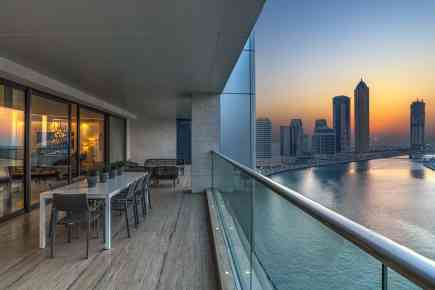 Property Tour: Penthouse with Waterfront Views at Volante