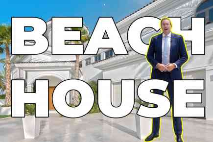 Tour of the Ultimate Beach House