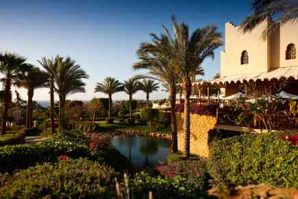 Four Seasons Sharm El Sheikh - The Finest Beach Resort in the Middle East