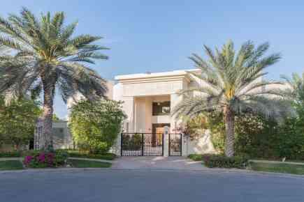Property Tour: Six-Bedroom Emirates Hills Villa