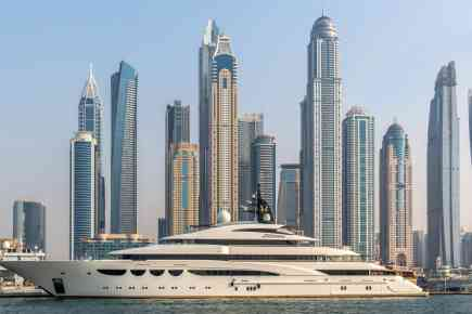 The National - Inside the Dh17m Emirates Crown penthouse in Dubai Marina