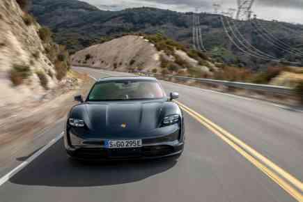The Porsche Taycan 4S: Tesla Killer?
