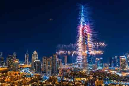 Best Ways to spend New Year in Dubai