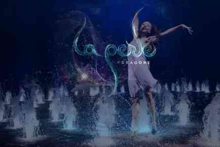 Entering the Enchanting World of La Perle by Dragone