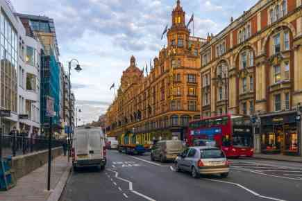 Knightsbridge: A District Second to None