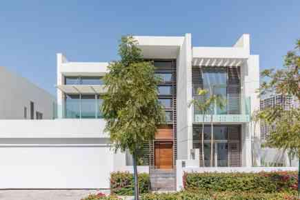 Property Tour: District One Villa with Burj Khalifa Views