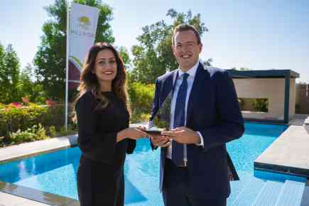 Andrew Cummings is Propertyfinder's Outstanding Agent of the Month