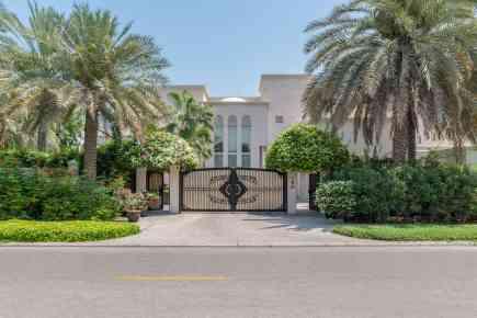 Property Tour: Six-Bedroom Villa in Emirates Hills