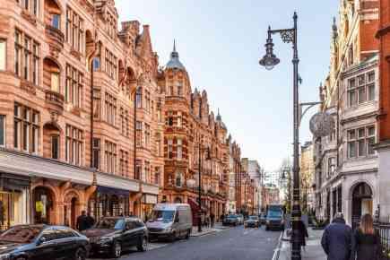Mayfair: A District of Splendor