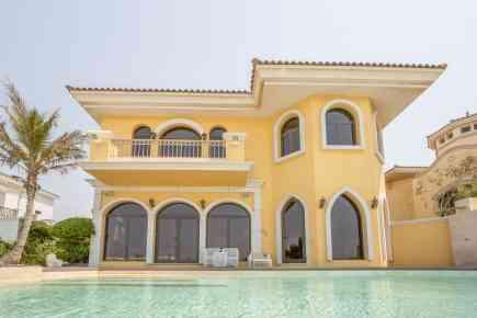 Garden Homes on Palm Jumeirah
