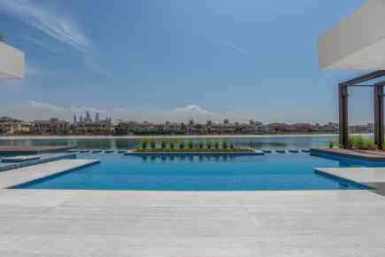 Palm Jumeirah Villa Types