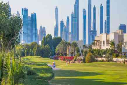 The Height of Exclusivity: Emirates Hills