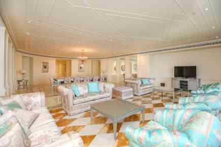 Property Tour: Penthouse at Palazzo Versace