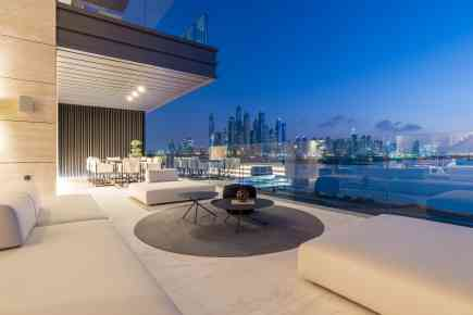Palm Jumeirah Homes with the Finest Sunset Views