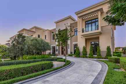 Property Tour: AED 110,000,000 Mansion in Dubai Hills