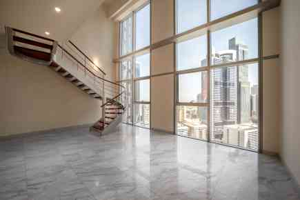 Property Tour: Duplex Apartment in DIFC