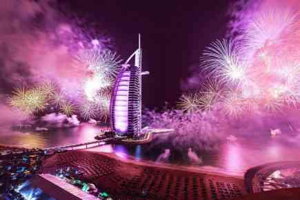 Best Ways to Spend New Year's Eve in Dubai