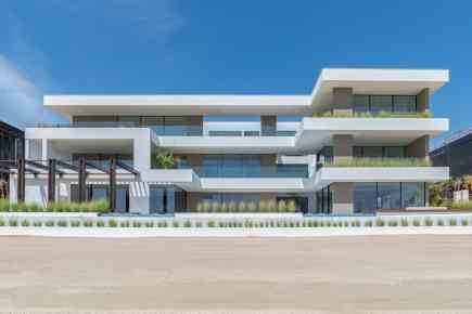 Palm Jumeirah Villa Prices - August 2018