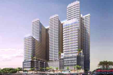 Seven City in Jumeirah Lake Towers