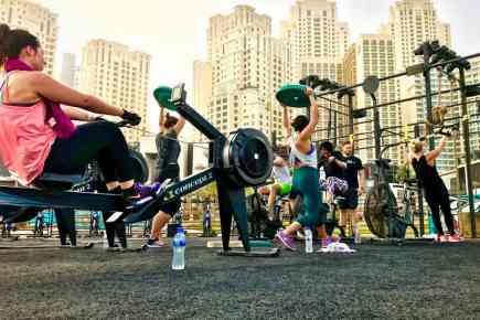 5 Best Outdoor Gyms in Dubai