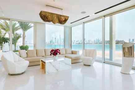Gulf News - Another Dh100 million villa hits red-hot Dubai's Palm Jumeirah