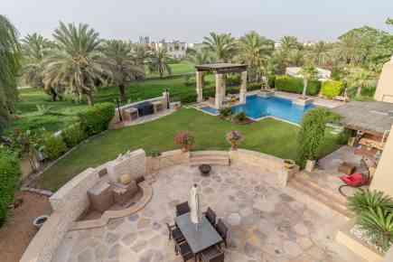 Property Tour: Magnificent Emirates Hills Villa