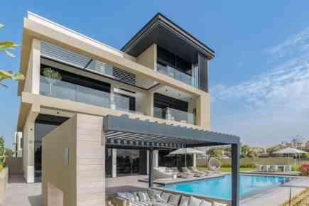 Haute Residence - Stunning Contemporary Villa At Hillside In Jumeirah Golf Estates