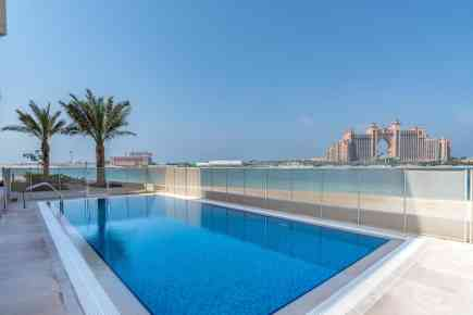 The National - Buy your own Palm Jumeirah beachfront neighbourhood in Dubai - in pictures