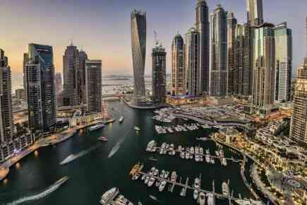 Khaleej Times - Dubai's prime property prices are more affordable than its global peers