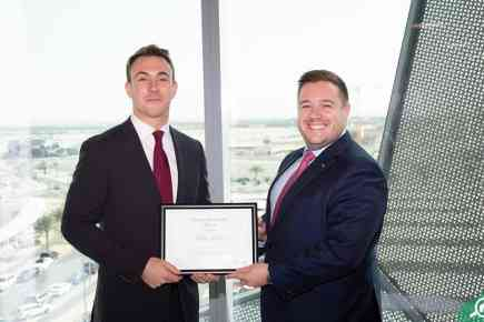Liam Jeffrey Named Bayut's Agent of the Month