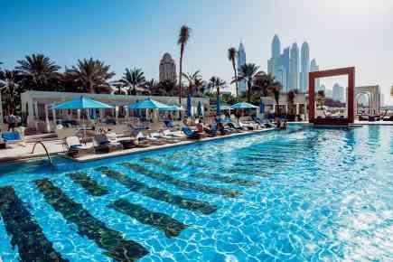 8 Beach Clubs for the Perfect Dubai Summer