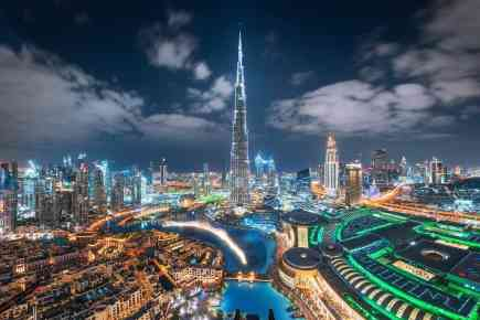 Haute Residence - Dive Inside Dubai: One Of The Most Lavish Cities In The Middle East