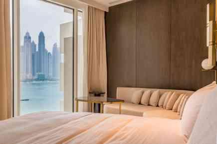 Property Tour: Three-Bed Apartment at Five Palm Jumeirah