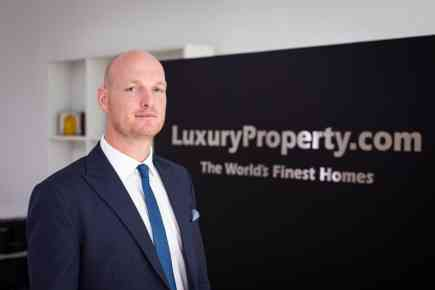 EinNews: LuxuryProperty.com Gears for Growth with Mark Castley's Appointment as Sales Director