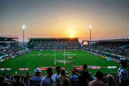 Dubai Rugby Sevens ( Emirates Airline ) - More Than a Tournament