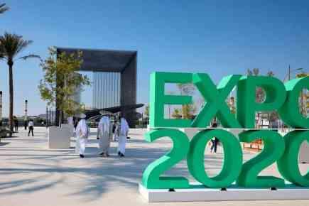 Expo 2020 Dubai: Connecting Minds & Creating The Future