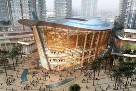 Dubai Opera: A Cultural Tour de Force