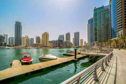 8 Apartments with the Best Dubai Marina Views