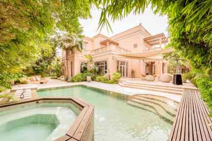 The National - Inside a Dh28m 'tropical' Emirates Hills mansion