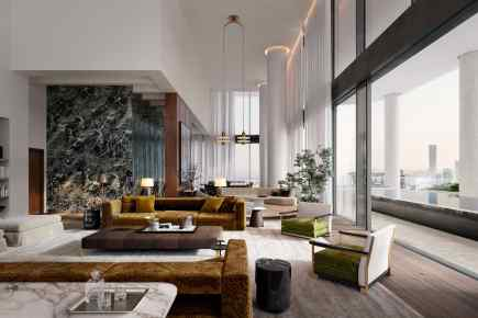 The Residences Dorchester Collection Dubai - Timeless Luxury