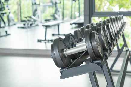 5 of Business Bay's Best Gyms