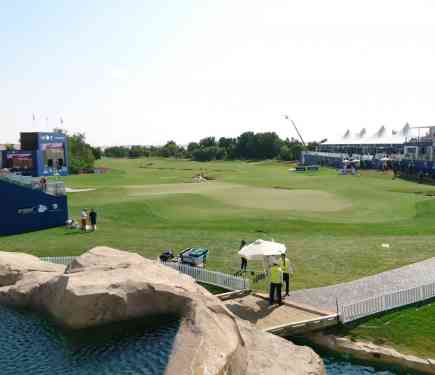 DP World Tour Championship Dubai - Jumeirah Golf Estates
