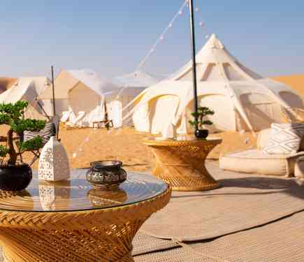 Nara Desert Escape - Award-Winning Luxury in the Dunes of Dubai