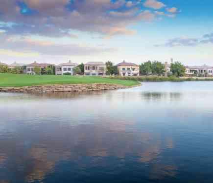 A Trio of Fine Golf Course Homes in Dubai