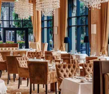 The 5 Best Dubai Marina Restaurants - Upscale Dining