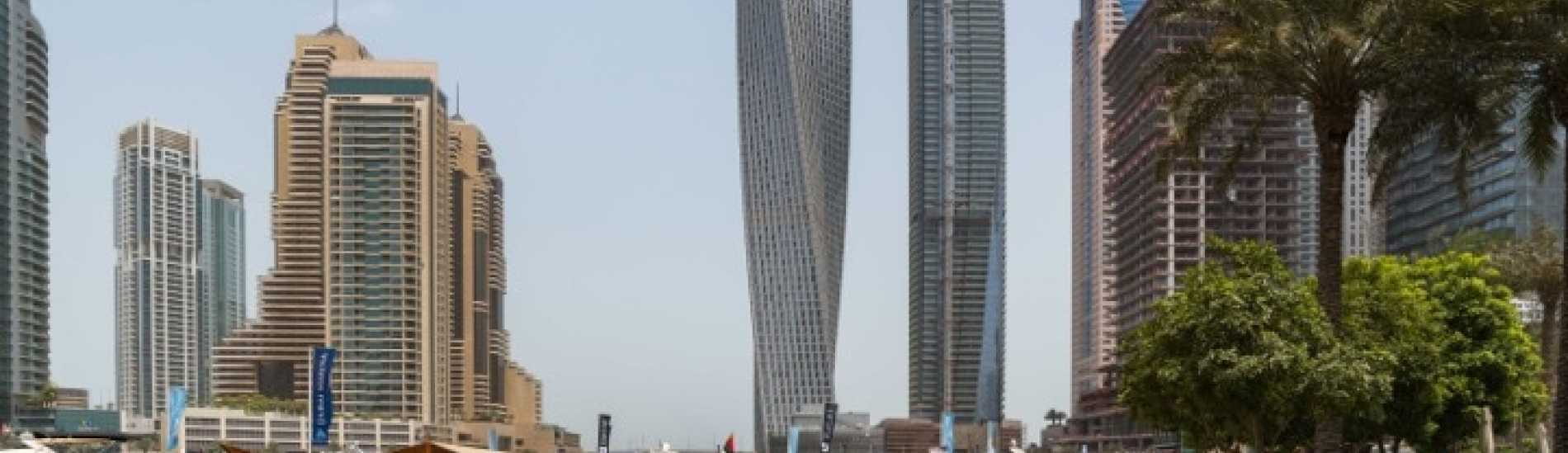 Tallest Residential Towers in Dubai Marina