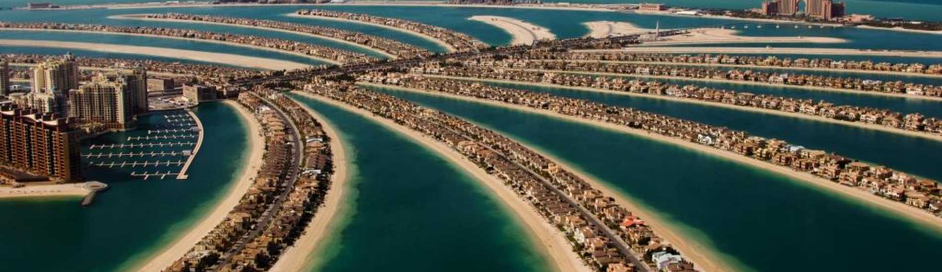 Haute Residence: Andrew Cummings Showcases Palm Jumeirah Dubai's Man Made Marvel