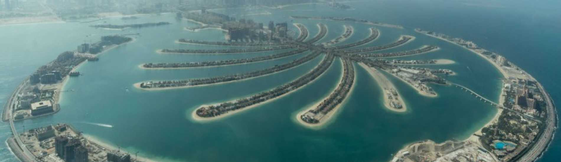 Palm Jumeirah: A Marvel of Engineering